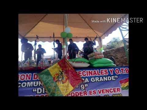 Ayra Bolivia Selección de Huayños