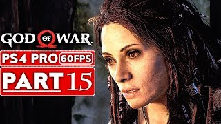 GOD OF WAR 4 Gameplay Walkthrough Part 15 [1080p HD 60FPS PS4 PRO] - No Commentary thumbnail