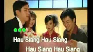 Hau Siang Hau Siang -- Ost. Romantic in The Rain (Kabut Cinta) Male Singer.flv