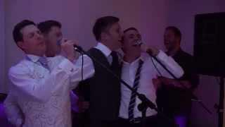 Matt & Jo's Wedding Dont Stop Believing