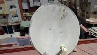 Download Video طريقة تحريك الصحن من قمر Nilesat 7W إلى قمر Yahsat 52.5E MP3 3GP MP4