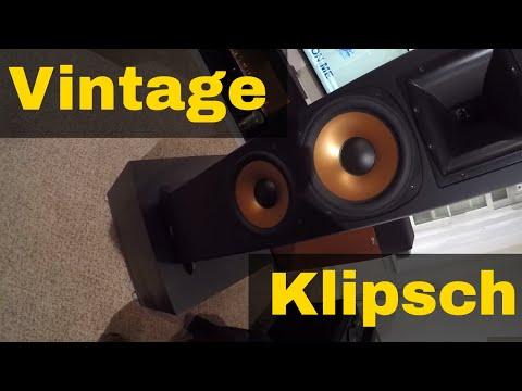 Klipsch RF3 II [Vintage] _(Z Reviews)_