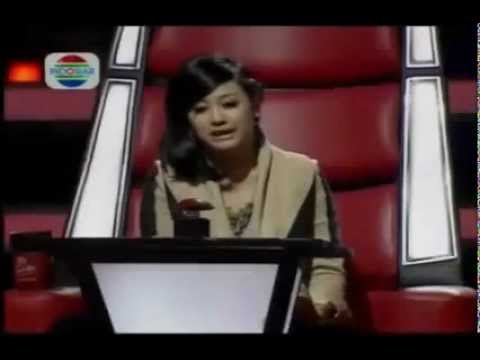 Irsan M,The Voice Indonesia-Thank you for loving me