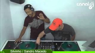 DJs Silvinho / Sandro Macedo - Black Music, Influências - 28.01.2016