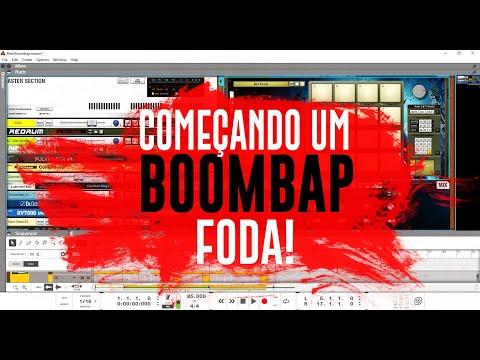 Dicas para um Boombap Monstro! - Reason 8