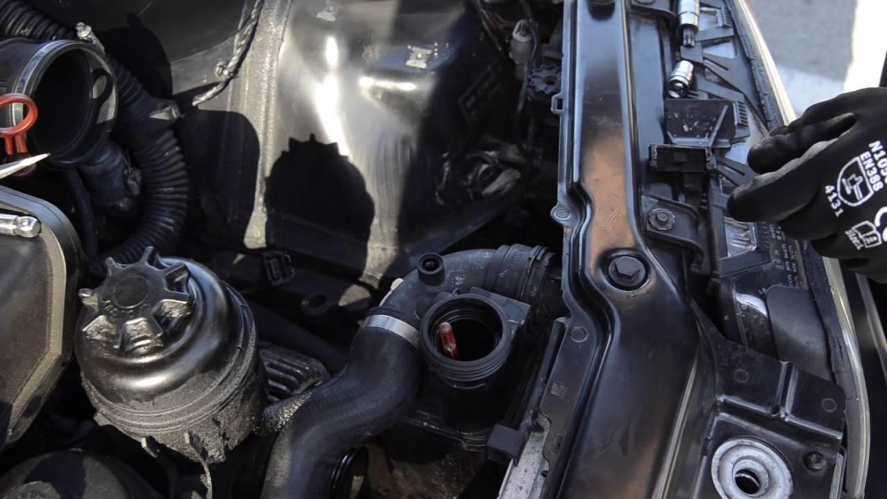 1999 bmw 328i cooling system