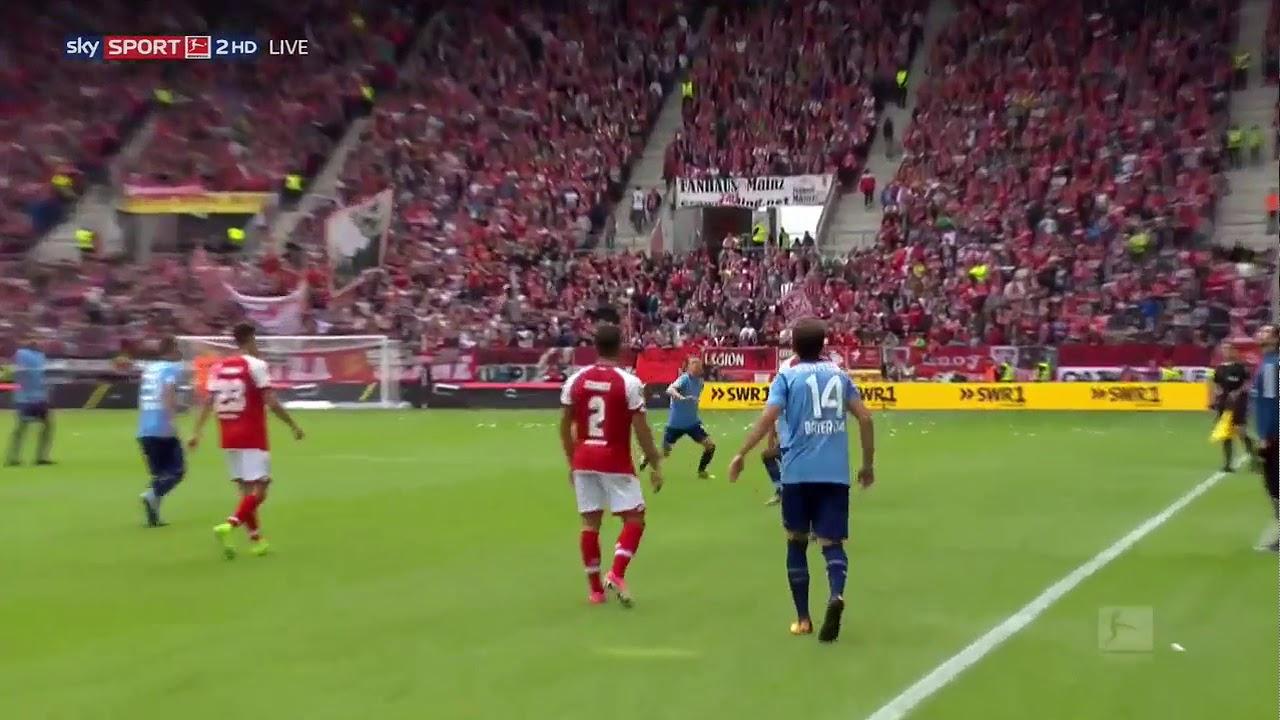 Mainz 05 Bayer Leverkusen