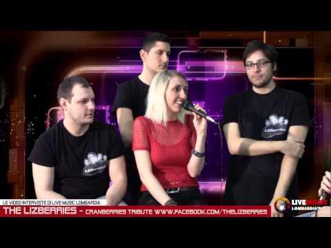 Le Video Interviste di Live Music Lombardia - The Lizberries - The Cranberries Tribute