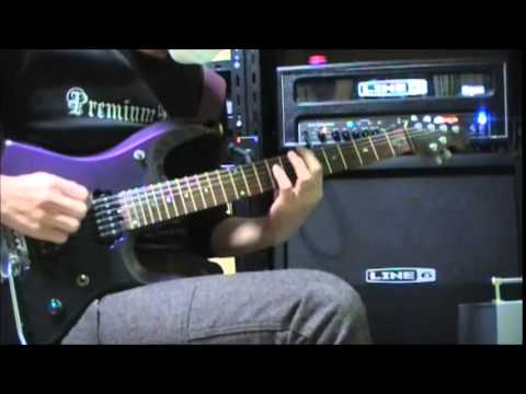 John Petrucci - Damage Control Cover