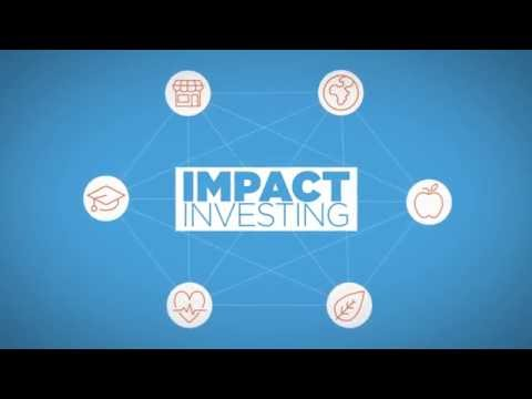 The Impact Investing Network Map