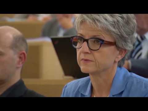 Maya Bally in den Aargauer Regierungsrat