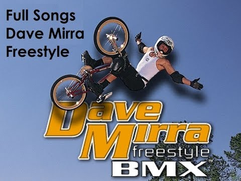 Dave Mirra Freestyle Bmx [Soundtrack]