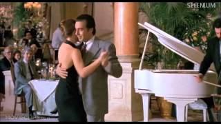 PERFUME DE MUJER Escena del Tango