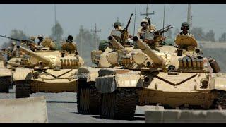 أخبرا عربية - عملية عسكرية ضد داعش غربي #الأنبار