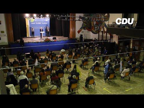 Jerónimo de Sousa: Apresentação do Candidato da CDU à Presidência da Câmara Municipal Barreiro