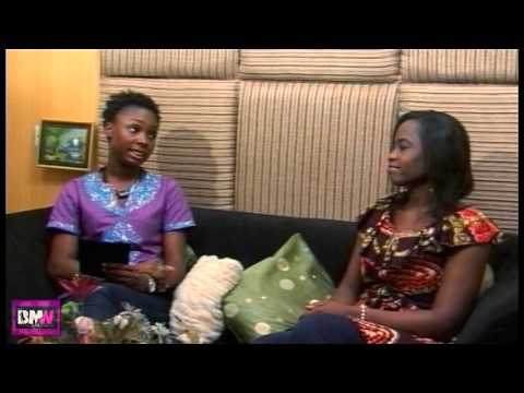 BMW Series interview with Akuve Omoregie and Valerie Amazoi