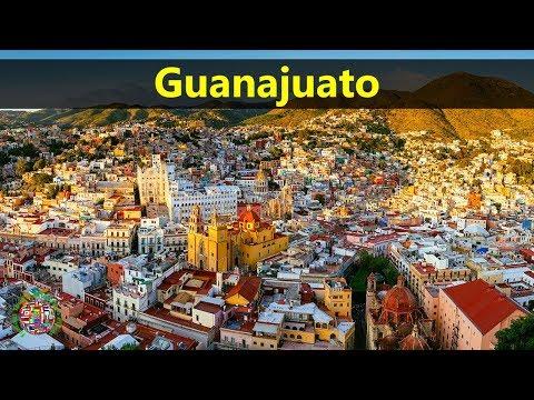 Best Tourist Attractions Places To Travel In Mexico   Guanajuato Destination Spot