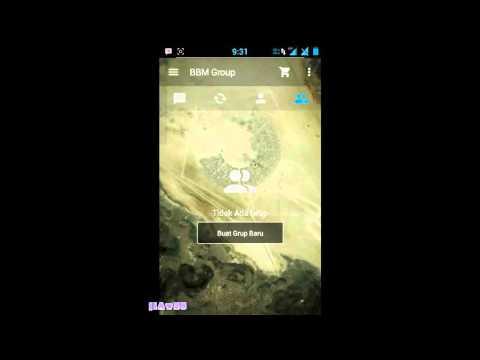 Bbm Mod Terbaru BBM Simple Mod Transparan v2 9 0 45