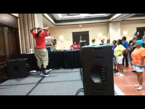 ATL Stand Up Line Dance - Teach and Dance