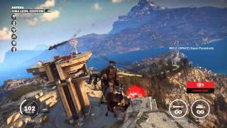Just Cause 3 Base Attack