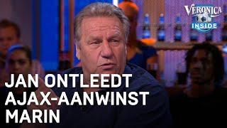 Jan Boskamp: 'Grootste kwaliteit Ajax-speler Marin is lopen'