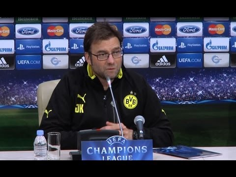BVB Pressekonferenz vom 12. Februar 2013 vor dem Spiel  Schachtjor Donezk gegen Borussia Dortmund