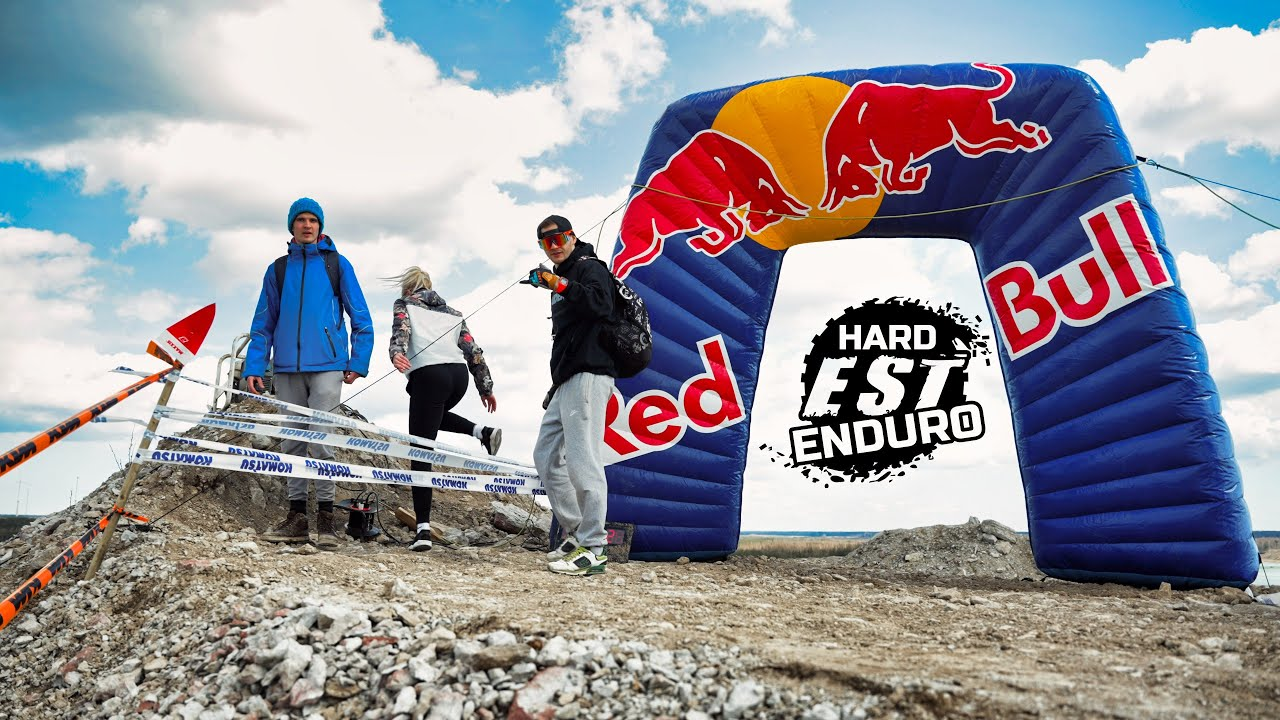 HardEST Enduro 2021: Aidu - HARD ENDURO / Estonia