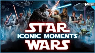 Top 5 Iconic Star Wars Moments!