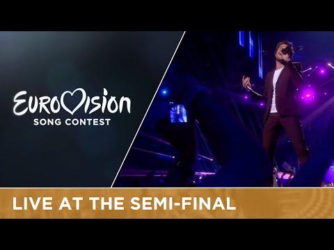 Amir - J'ai Cherché (France) Live At Semi - Final 1