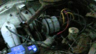 R16 L moteur HS