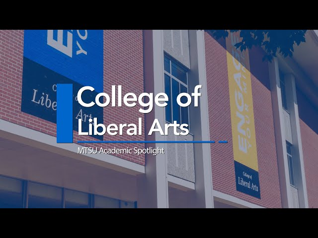 MTSU Academic Spotlight | College of Liberal Arts