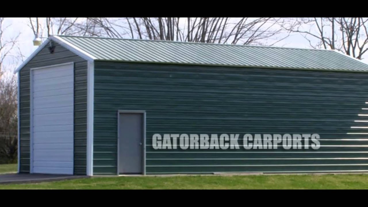 commercial quailty carports & garages for sale in the ...
