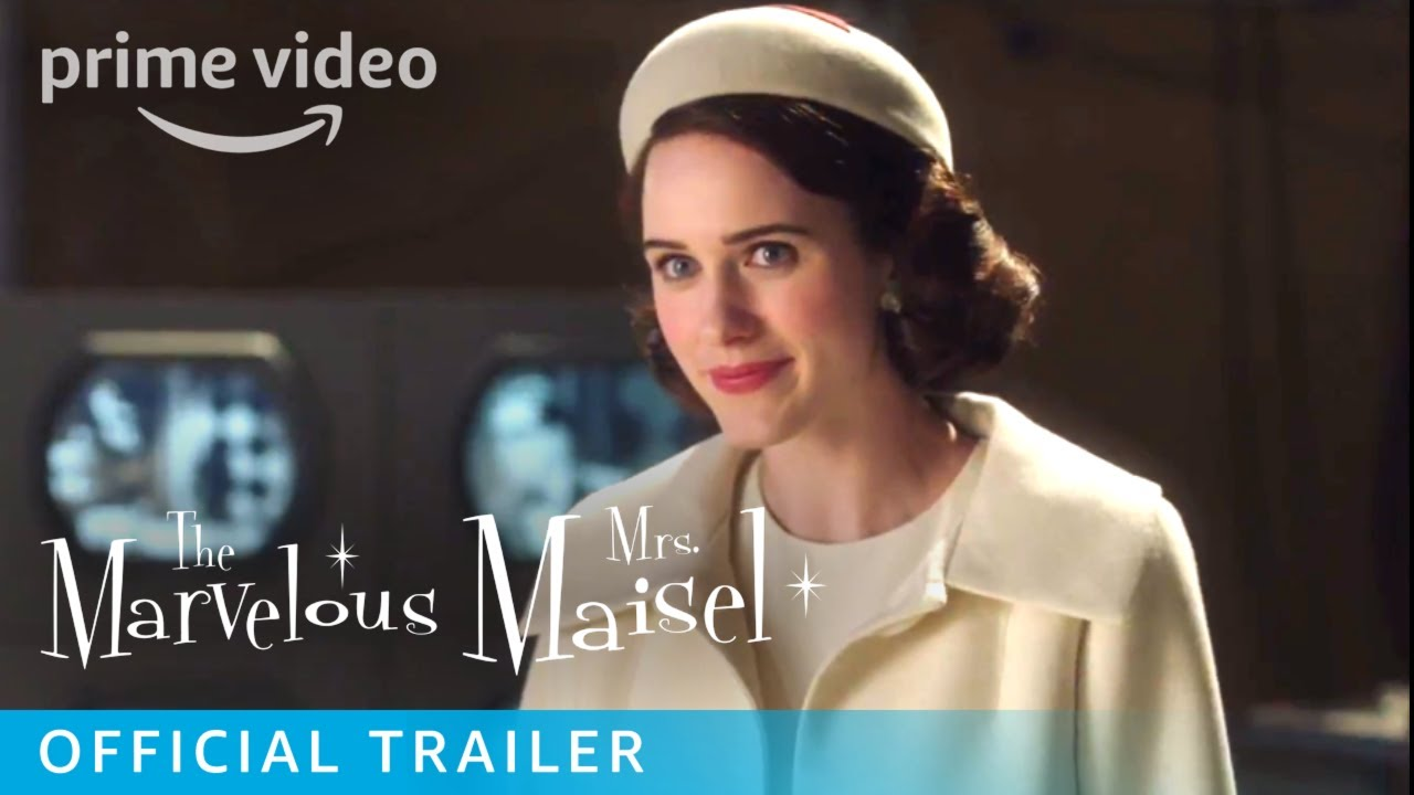 The Marvelous Mrs  Maisel Season 2 - Official Trailer [HD] | Prime Video
