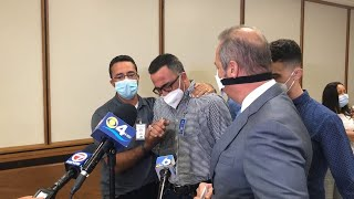Father And Lawyer For Family Of Drowned Autistic Boy Address The Media