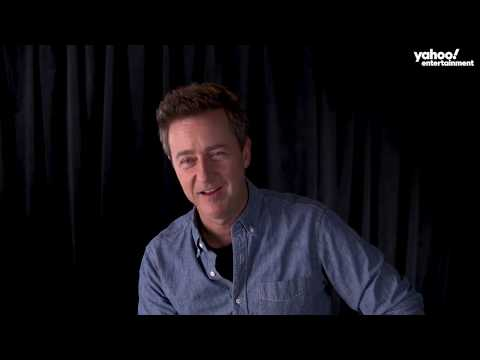 Edward Norton On 'Primal Fear,' 'Fight Club', 'American History X' And More [extended]