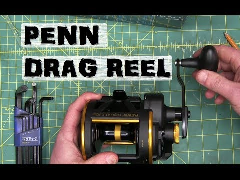 BOLTR: PENN FISHING REEL | SQUALL DRAG REEL
