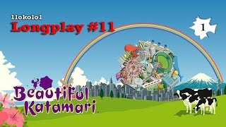 Beautiful Katamari Longplay [#11] Xbox 360 1/10
