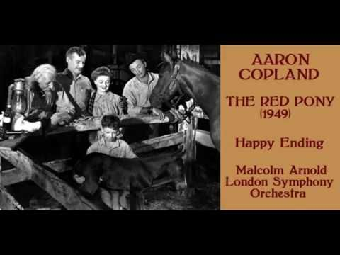 Aaron Copland: The Red Pony (1949) Happy Ending [Arnold-LSO]