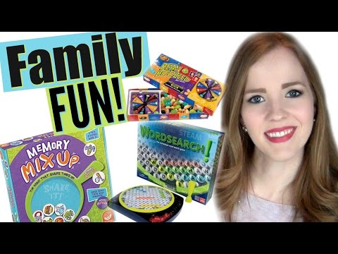 Family Night Fun! | UNIQUE & CHEAP Games, Books & Activities for Everyone!
