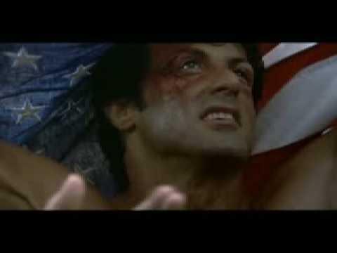 """Burning heart"" -  Rocky IV HQ"