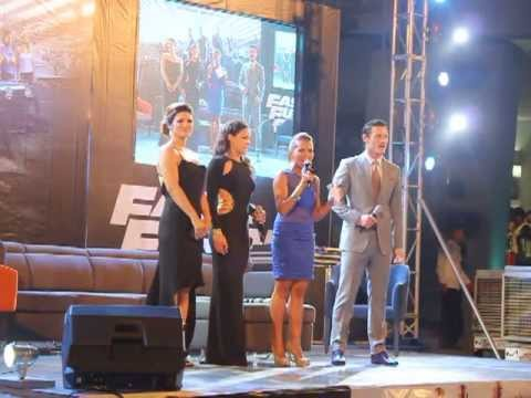 Fast and Furious 6 Manila Premiere Part 1