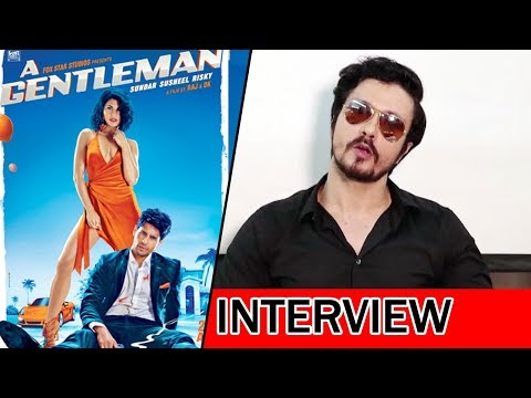 Darshan Kumar Interview On A Gentleman | Sidharth Malhotra, Jacqueline Fernandez | Full Video HD
