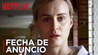 Orange Is the New Black | Temporada 5 - Fecha de estreno | Netflix
