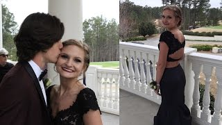 Senior Prom 2k17 | Get Ready With Me | VLOG | Alyssa Nicole |