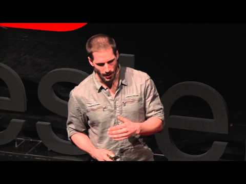 Cameron Robertson and Todd Reichert at TEDxWesternU
