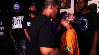 STREET TALK ENT PRESENT/ MS. DEEQUAH THE TRUTH VS GHOST
