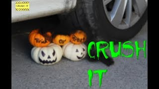 Trick or treat - Crash it