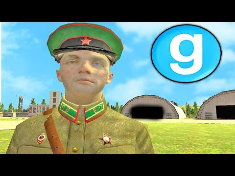 GMOD -  JOINING THE MILITARY!?! Garry's Mod Roleplay (Gmod Military Roleplay)