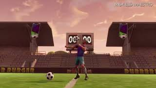 NEW FORTNITE EMOTE *KICK UPS* *WITH 2 NEW SKINS MIDFIELD MAESTRO AND POISED PLAYMAKER GAMEPLAY*