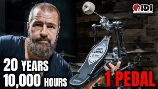 20 Years. 10,000 Hours. 1 Pedal. | TAMA Iron Cobra Bass Drum Pedal
